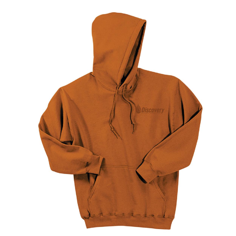 Gildan Gildan Dry Blend Pullover Hooded Sweatshirt (Texas Orange)