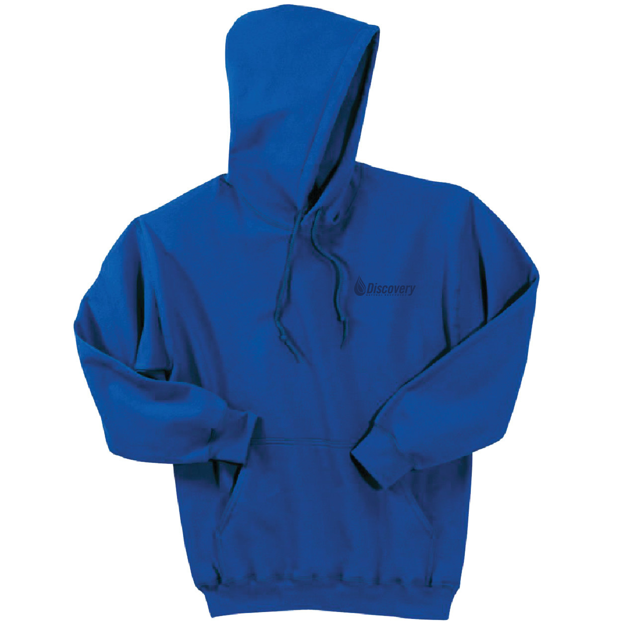 Gildan Gildan Dry Blend Pullover Hooded Sweatshirt (Royal)