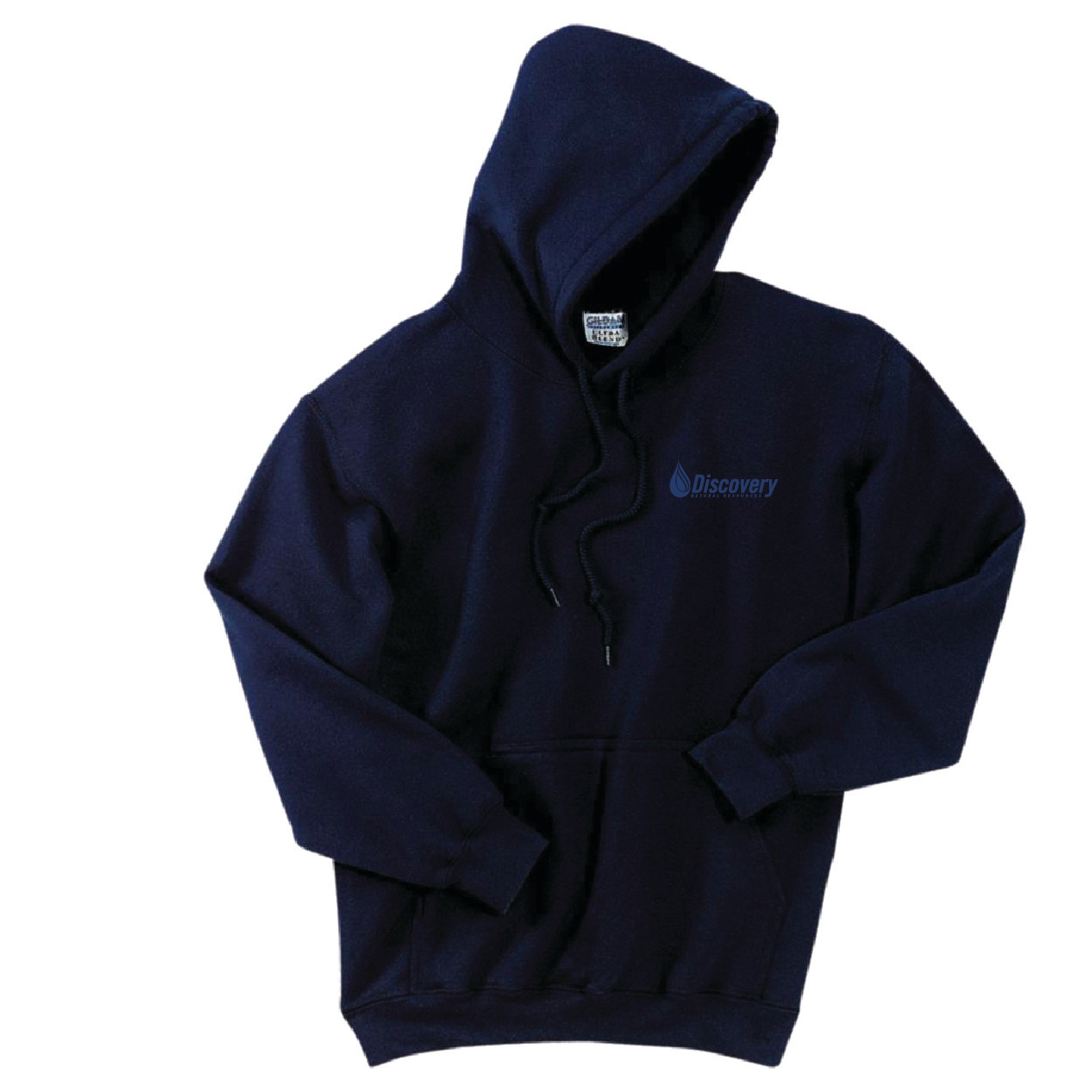 Gildan Gildan Dry Blend Pullover Hooded Sweatshirt (Navy)