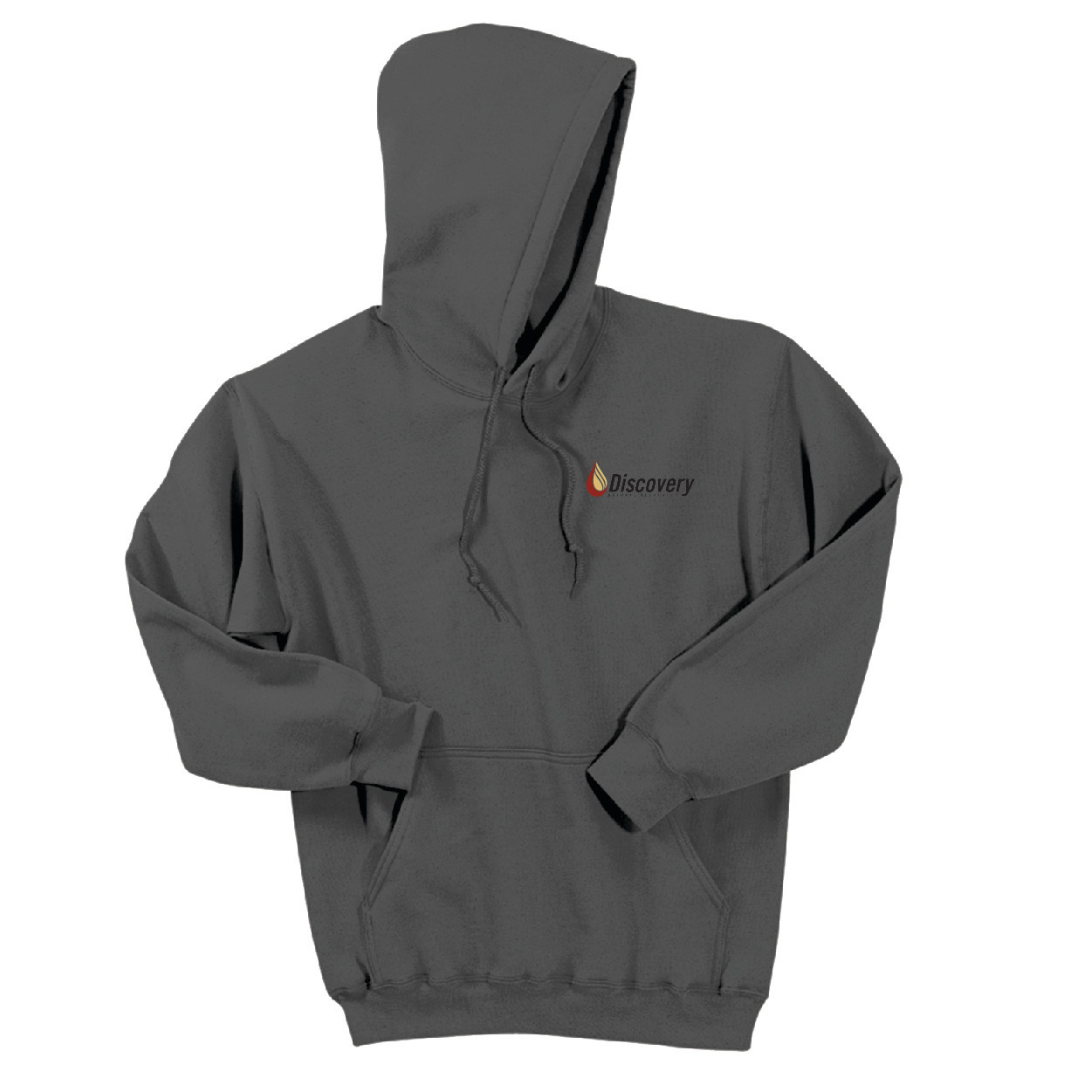 Gildan Gildan Dry Blend Pullover Hooded Sweatshirt (Charcoal)