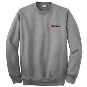 Gildan Gildan Dry-Blend Crewneck Sweatshirt (Sport Grey)