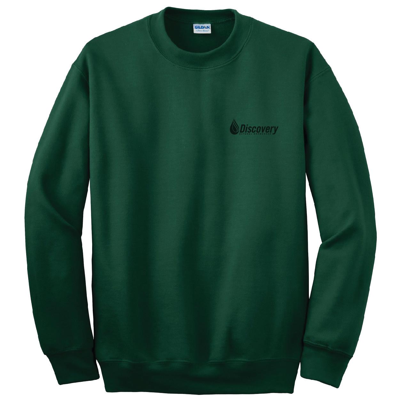 Gildan Gildan Dry-Blend Crewneck Sweatshirt (Forest)