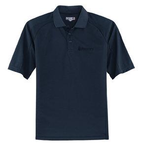 Sport Tek Dri-Mesh Pro Polo (Navy)