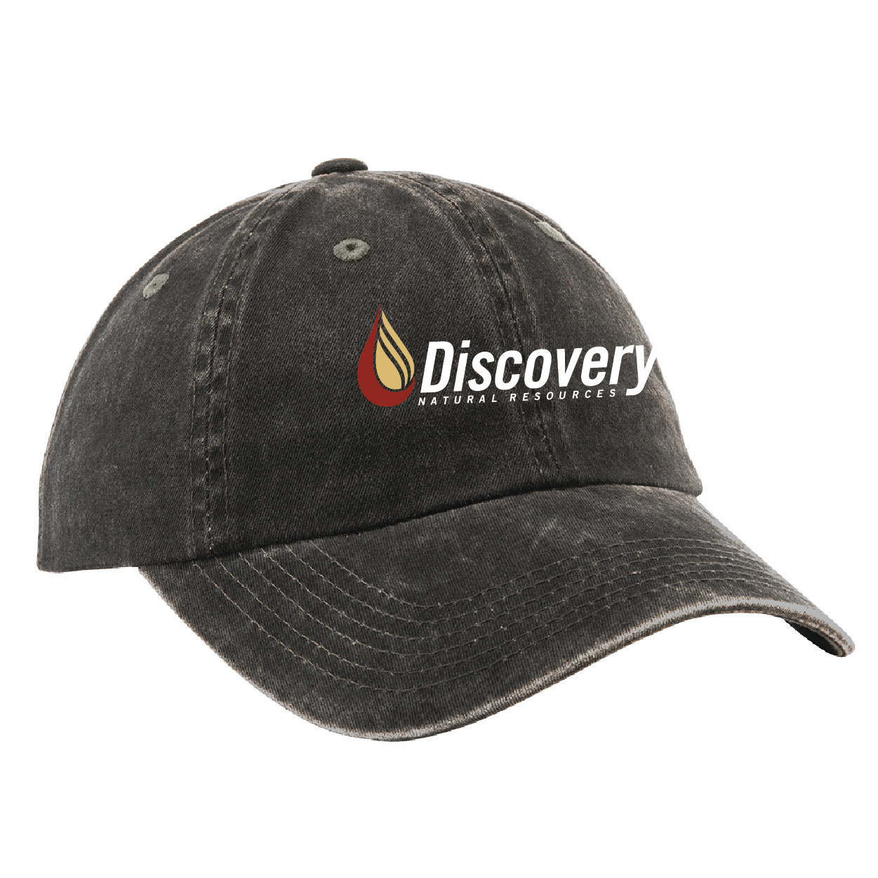 Port Authority Port Authority Ladies Garment Washed Cap (Black)