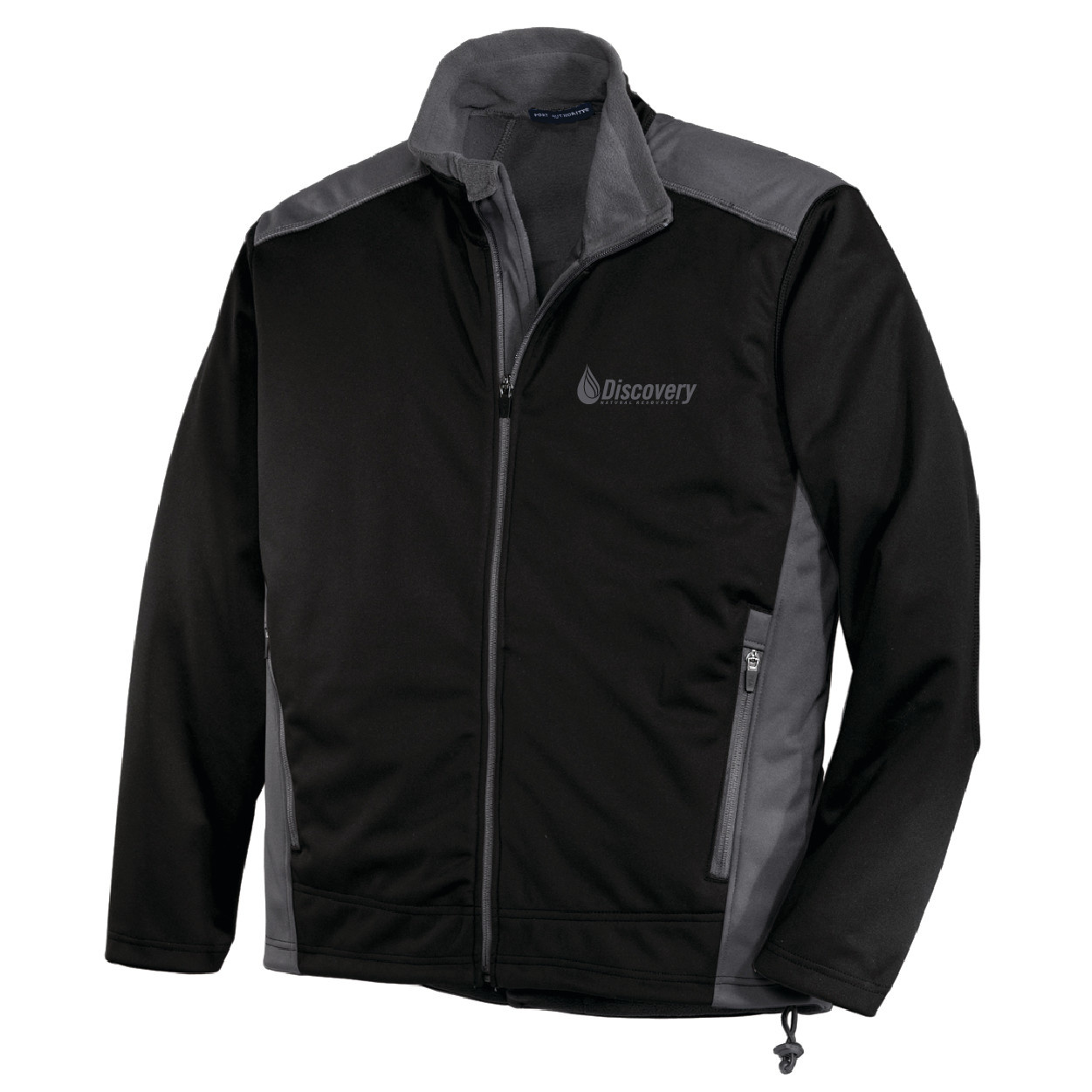 Port Authority Port Authority Two Tone Soft Shell Jacket (Black/Graphite)