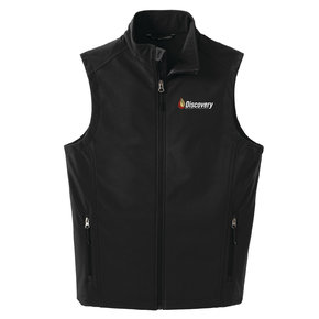 Port Authority Port Authority Core Soft Shell Vest (Black)