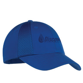 Port Authority Port Authority Mesh Inset Cap (Royal)