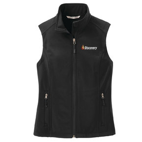 Port Authority Port Authority Ladies Core Soft Shell Vest (Black)