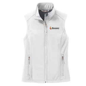 Port Authority Port Authority Ladies Core Soft Shell Vest (Marshmallow)