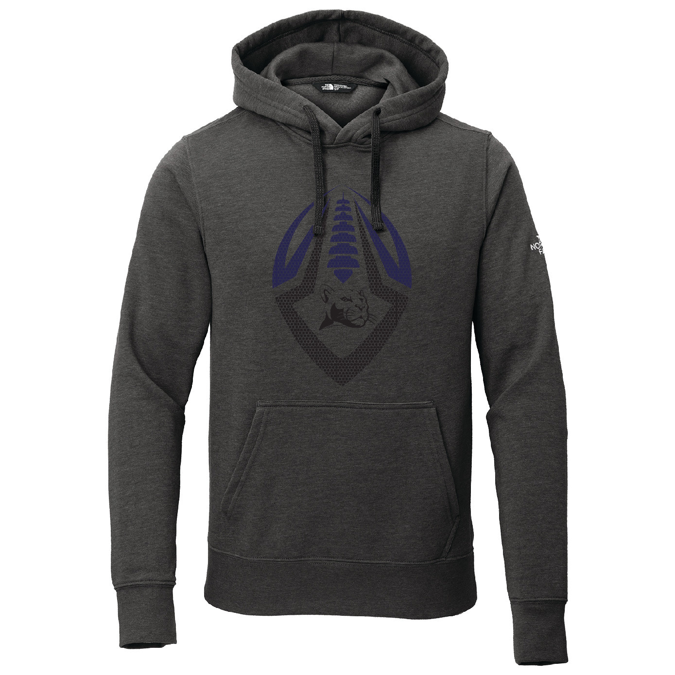 The North Face The North Face Pullover Hoodie (TNF Black Heather)