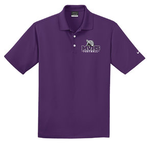 Nike Nike Dri-Fit Micro Pique Polo (Night Purple)
