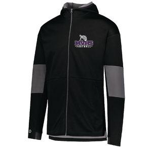 Augusta Sof-Stretch Jacket (Black/Carbon)
