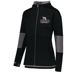 Holloway Women's Sof-Strength Jacket (Black/Carbon)