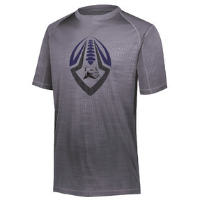 Holloway Holloway Converge Wicking Shirt (Grey)