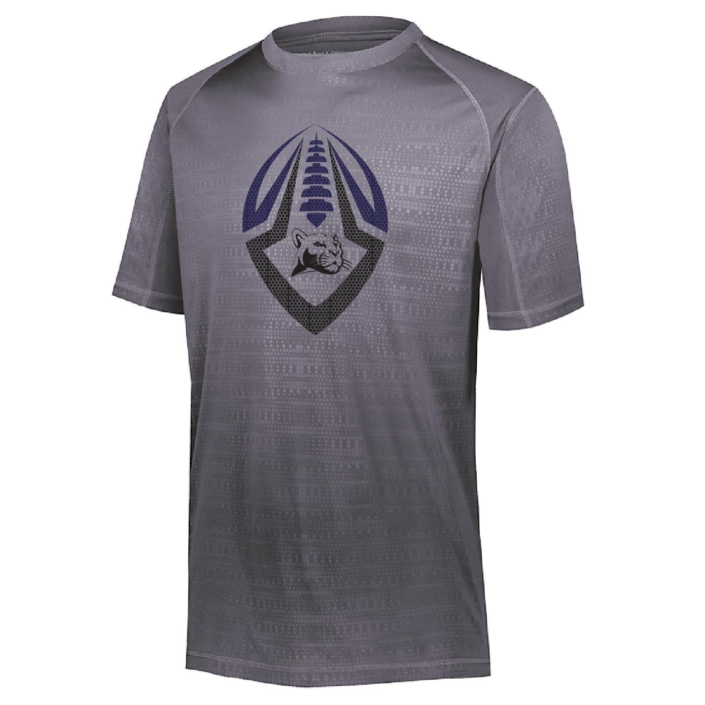Holloway Holloway Converge Wicking Shirt (Grey)