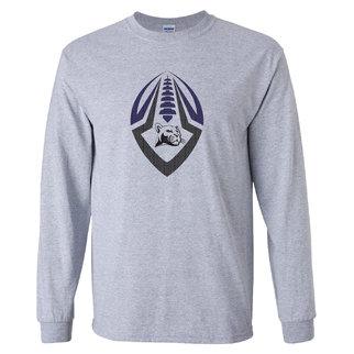 Gildan Gildan Ultra Cotton Long Sleeve T-Shirt (Sport Grey)