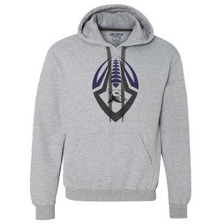 Gildan Gildan Premium Cotton Adult Hooded Sweatshirt (Sport Grey)