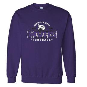 Gildan GIldan DryBlend Adult Crewneck Sweatshirt (Purple)