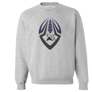 Gildan Gildan DryBlend Adult Crewneck Sweatshirt (Sports Grey)