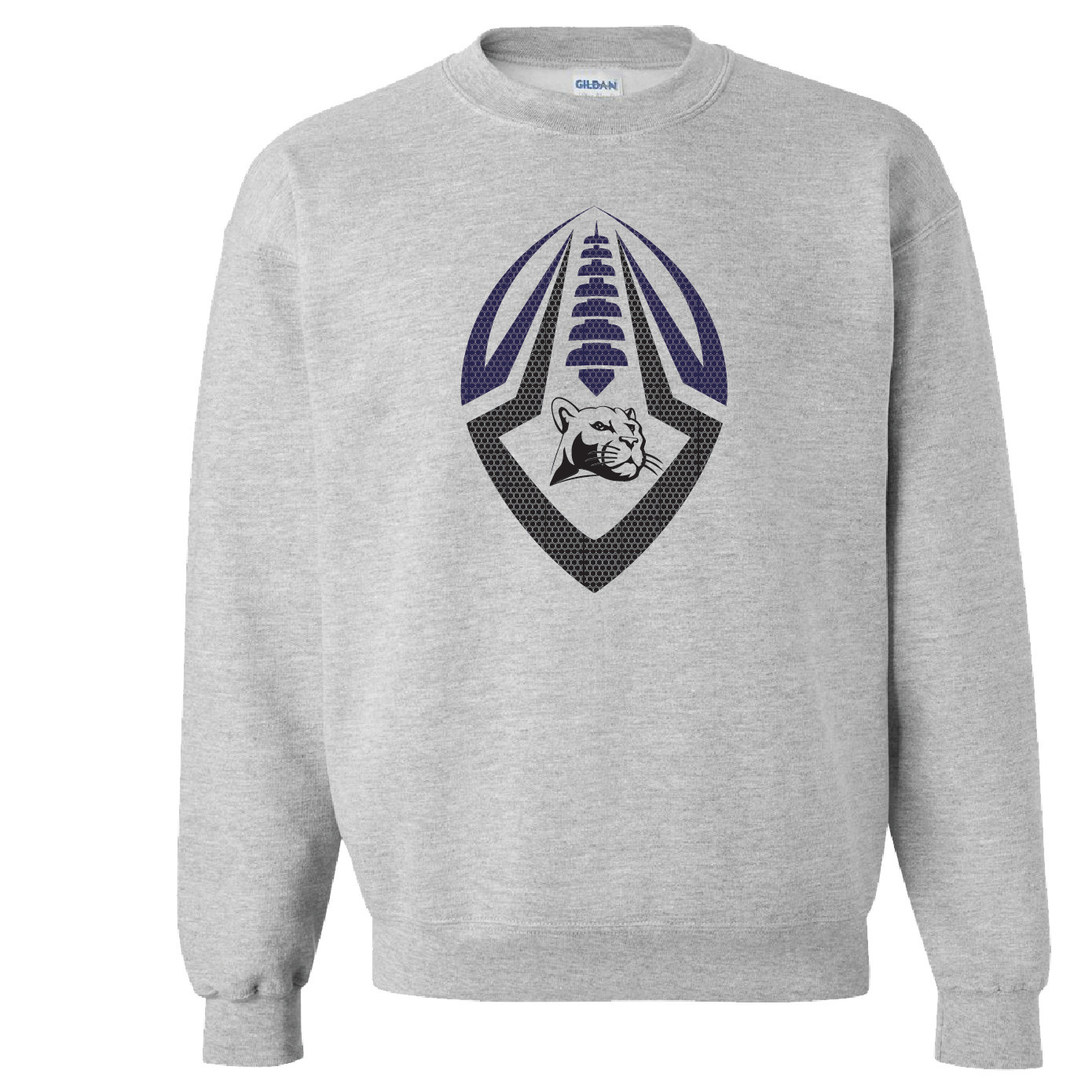 Gildan Gildan DryBlend Adult Crewneck Sweatshirt (Sports Grey)
