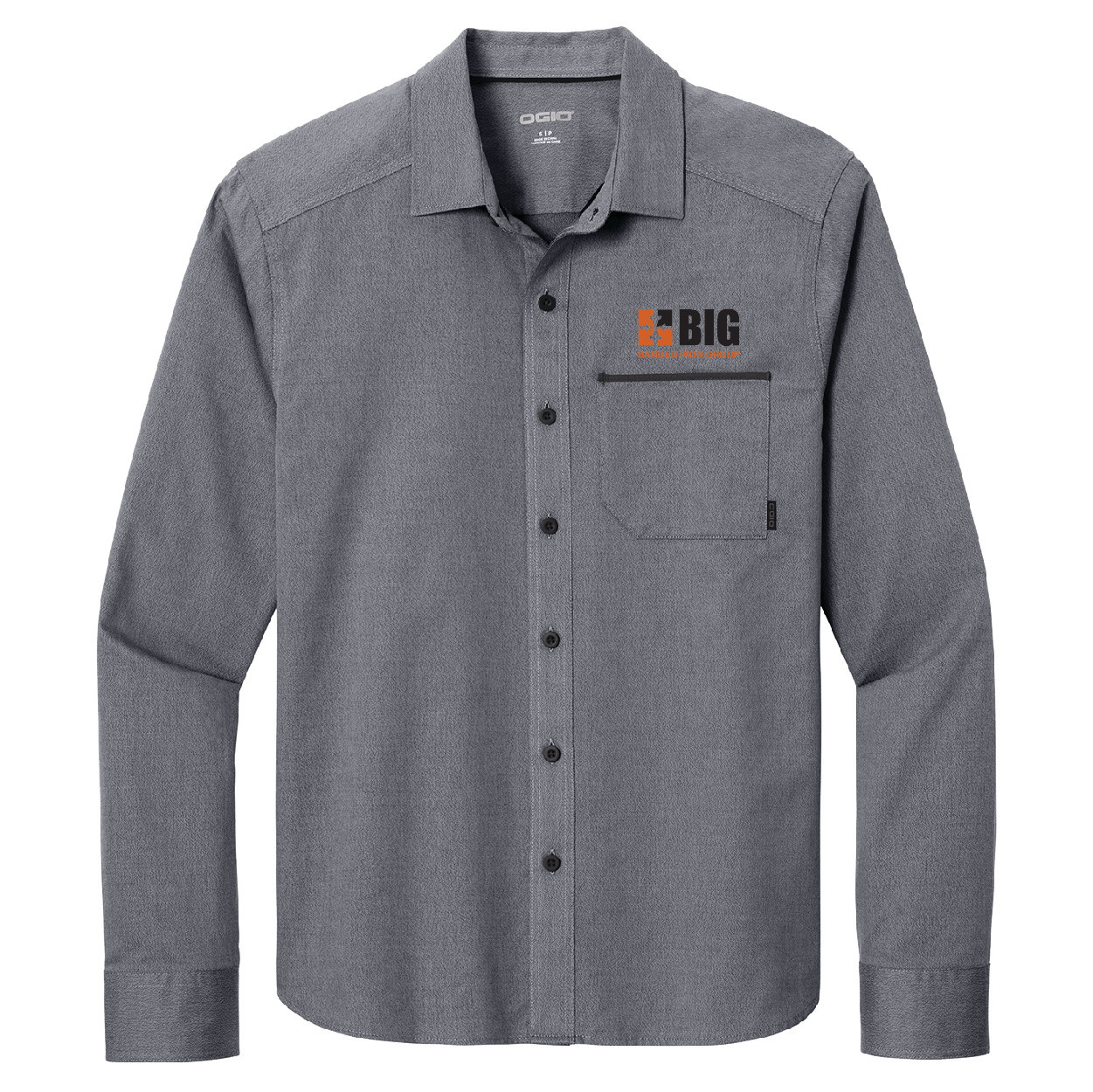 Ogio Ogio Urban Shirt (Gear Grey)