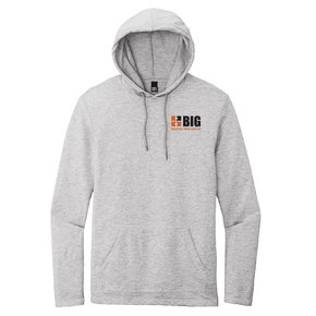 District Made District Featherweight French Terry Hoodie (Light Heather Grey)