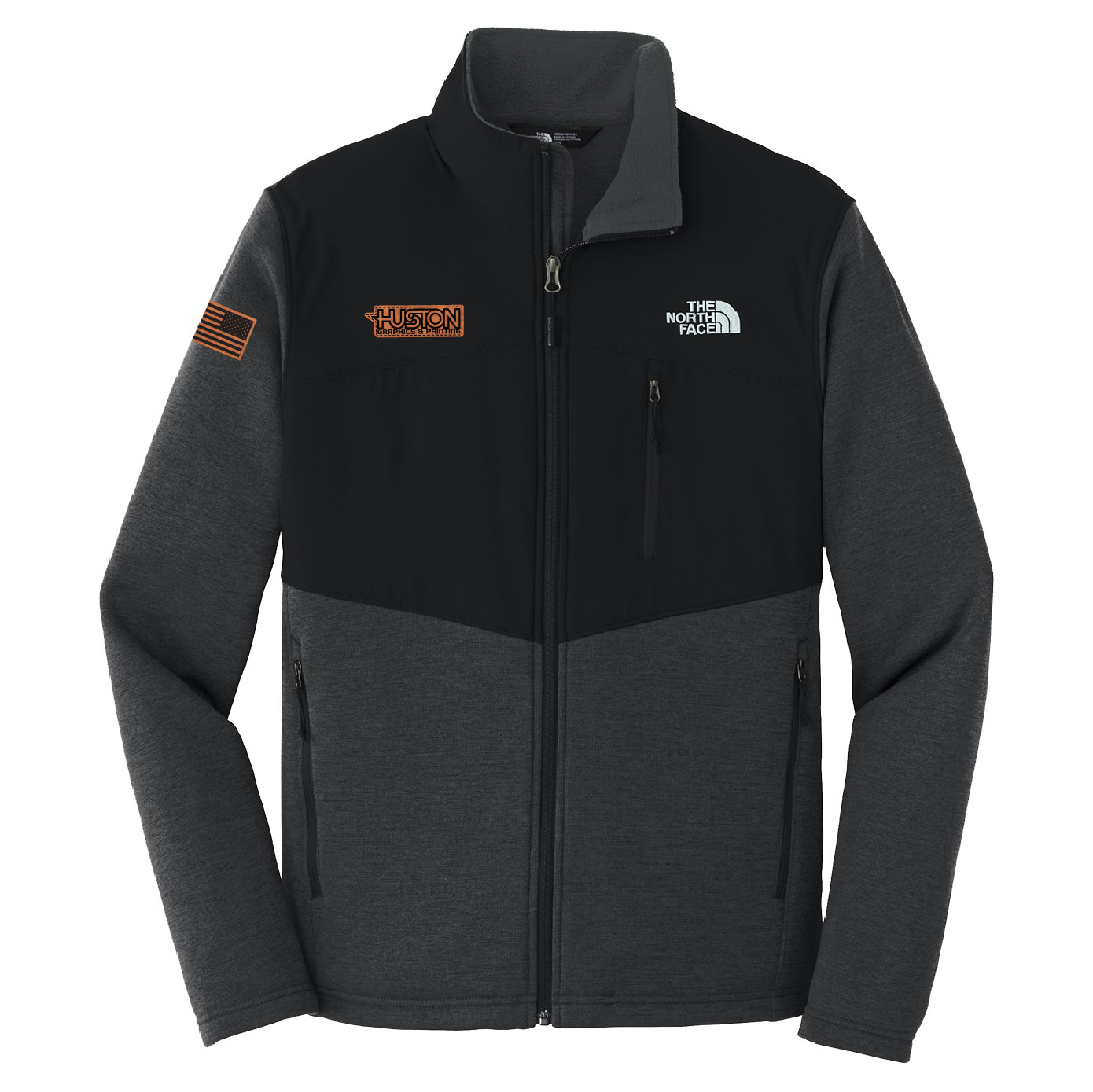 The North Face The North Face Far North Fleece Jacket (Black/Heather)