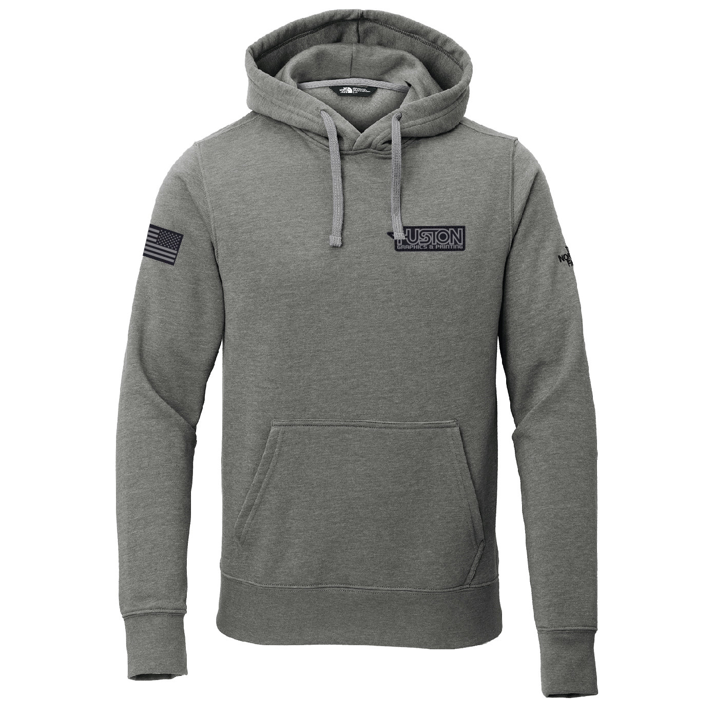 The North Face The North Face Pullover Hoodie (Medium Grey Heather)