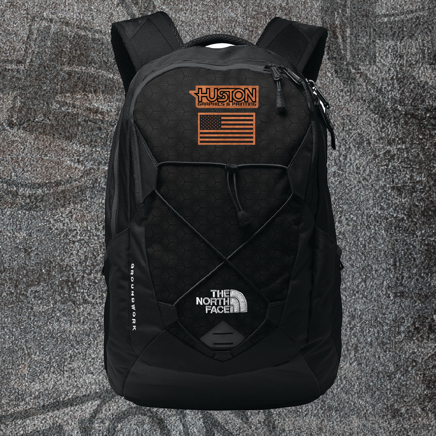 The North Face The North Face Groundwork Backpack (Black)