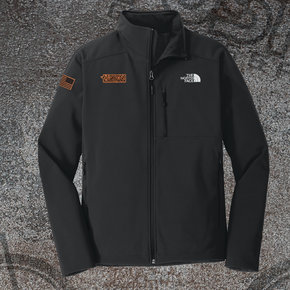 The North Face The North Face Apex Barrier Soft Shell Jacket (Black)
