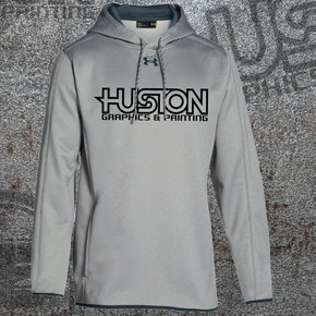 Under Armour Under Armour Fleece Double Threat (True Gray Heather/Black)