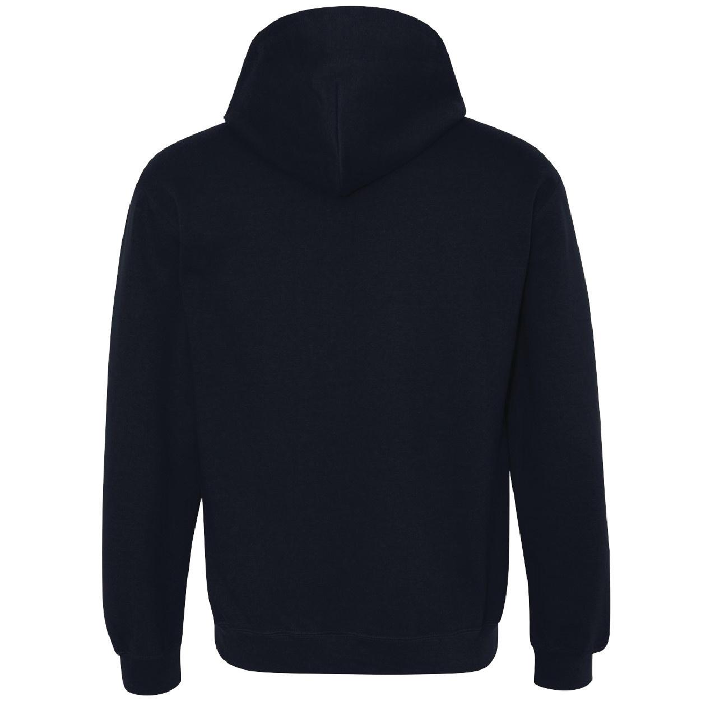 Gildan Gildan Premium Cotton Ringspun Hooded Sweatshirt (Navy)