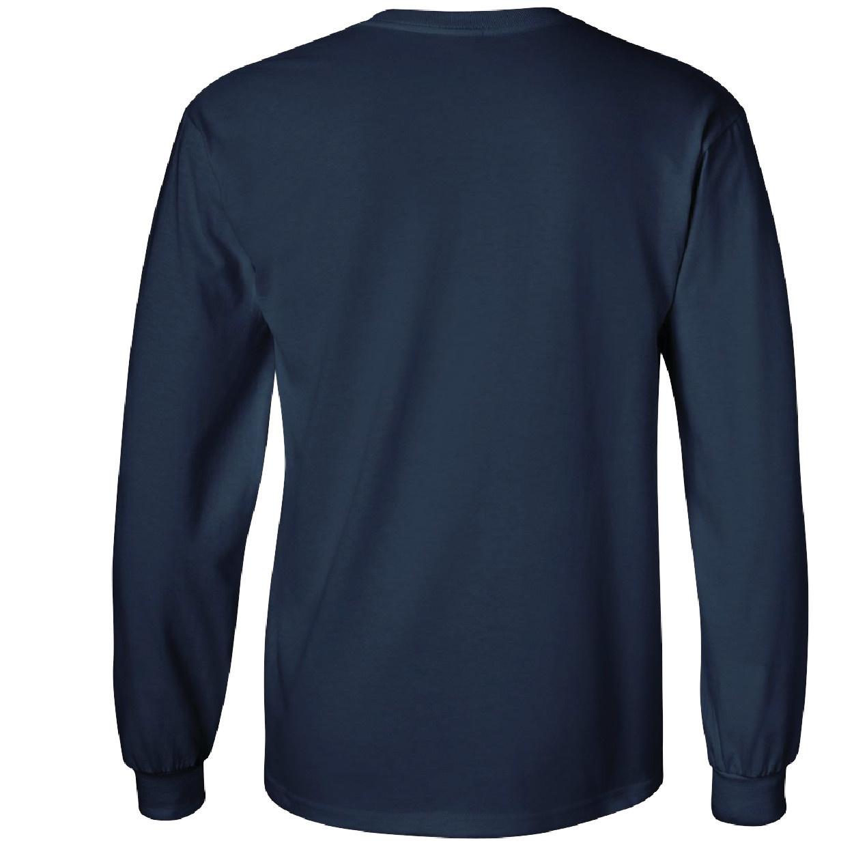Gildan Gildan Ultra Cotton Longsleeve T-shirt (Navy)