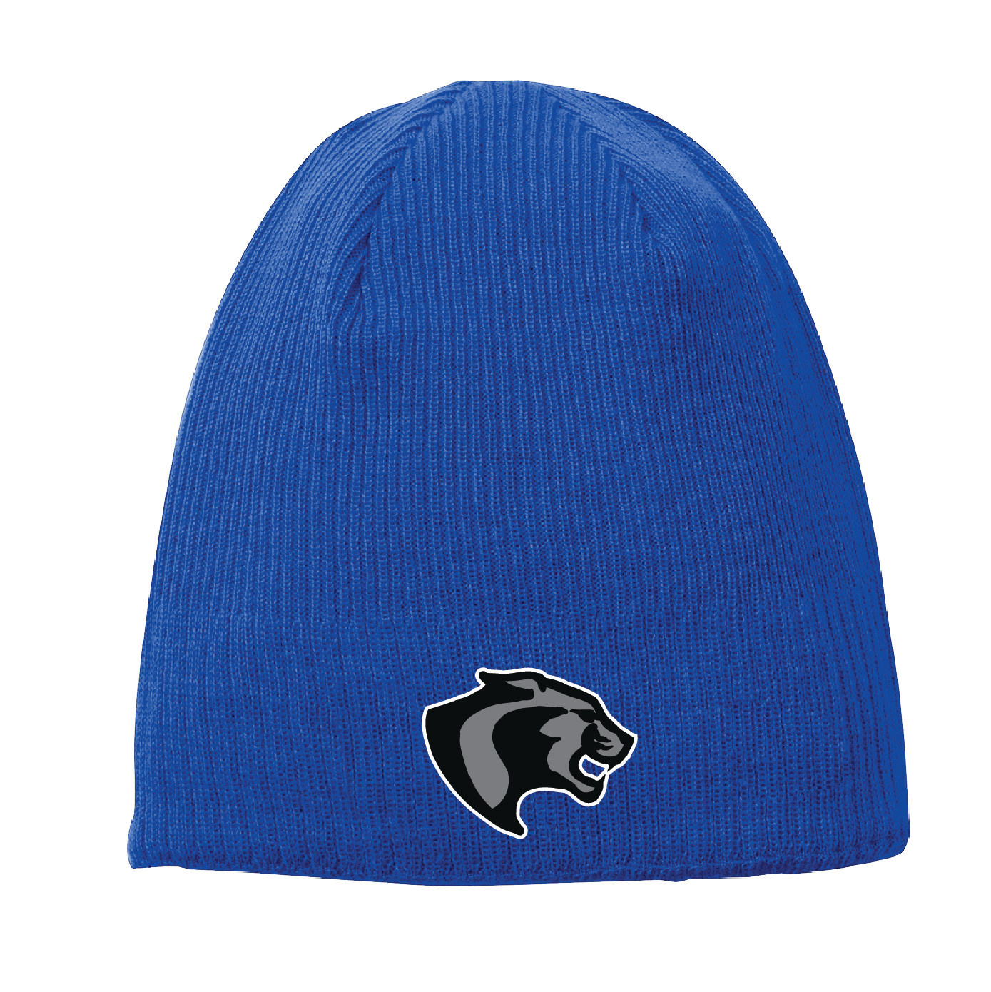 New Era Knit Beanie (Cool Blue)