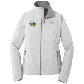 The North Face The North Face Ladies Apex Barrier Soft Shell Jacket (TNF Light Grey Heather)