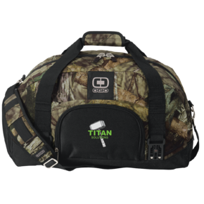 Ogio Ogio Camo Big Dome Duffel (Mossy Oak Break-Up Country)