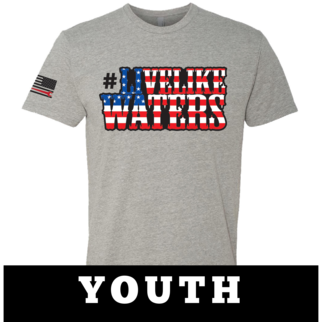 Gildan #Live Like Waters Youth Tee
