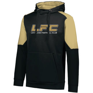 Holloway Holloway Blue Chip Hoodie (Black/Vegas Gold)