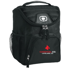 Ogio OGIO® - Chill 6-12 Can Cooler (Black)