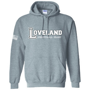 Gildan Gildan Heavy Blend Hooded Sweatshirt (Dark Heather)