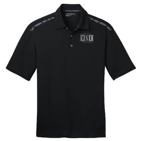 Nike Nike Golf Dri-FIT Graphic Polo (Black)