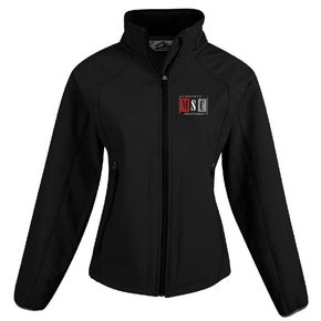 Tri Mountain Tri Mountain Ladies Ascent Jacket (Black)