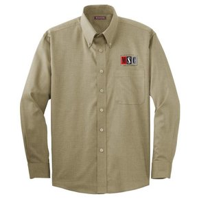 Red House Red House Men's Button Shirt (Tan)