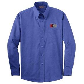 Red House Red House Men's Button Shirt (Mediterranean Blue)