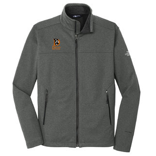 The North Face The North Face® Ridgewall Soft Shell Jacket (TNF Dark Grey Heather)