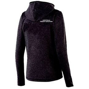 Holloway Holloway Ladies Artillery Angled Jacket ( Black)