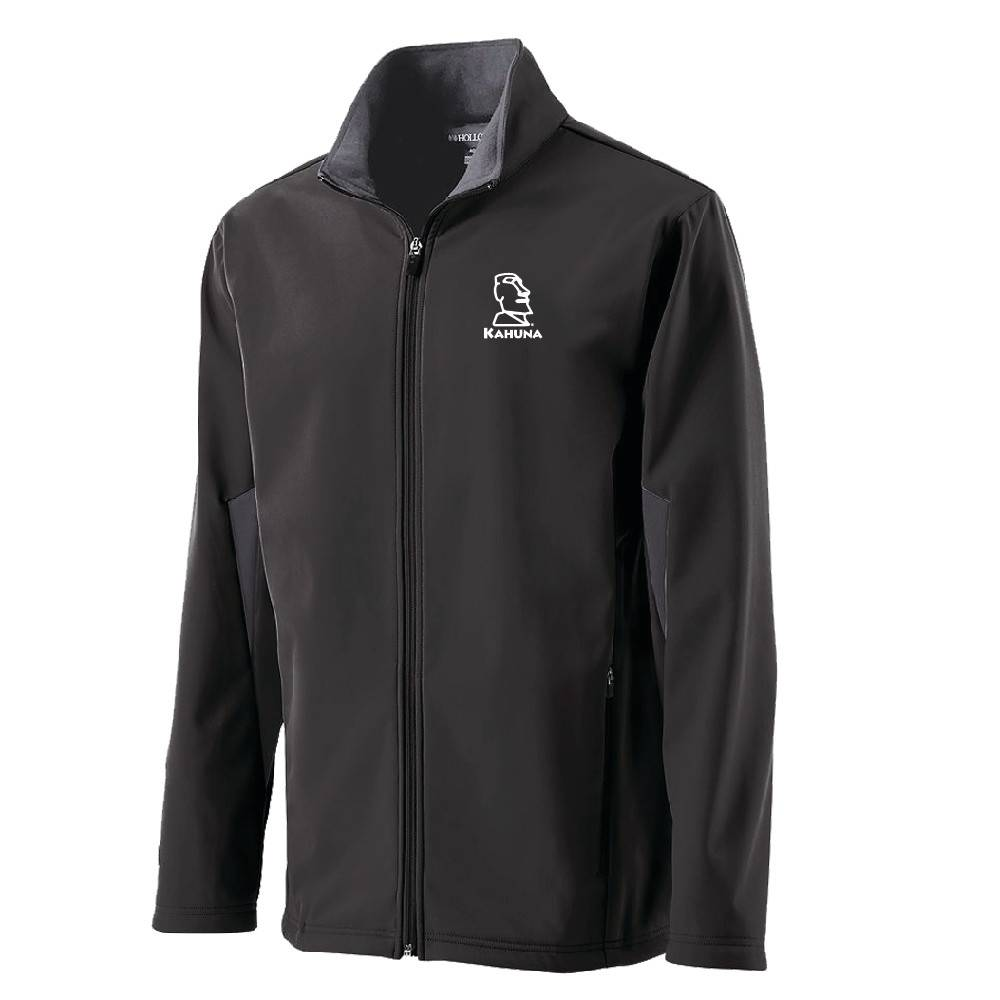 Holloway Holloway Revival Jacket (Black w/white logo)