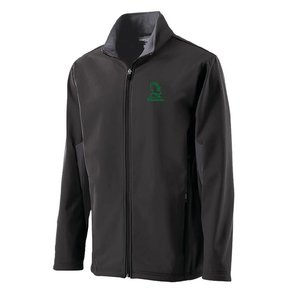 Holloway Holloway Revival Jacket (Black w/green logo)