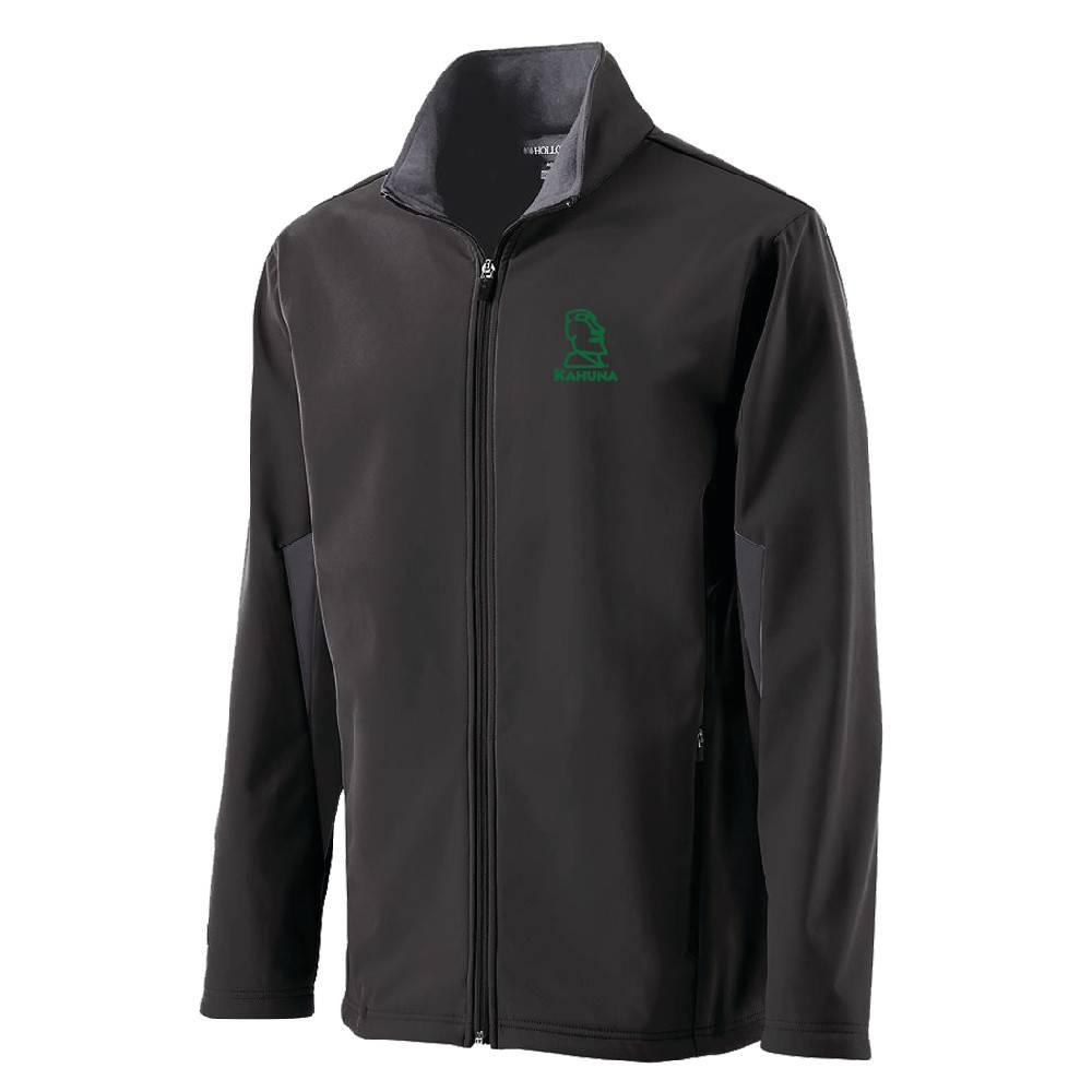 Holloway Holloway Revival Jacket (Black w/green logo)