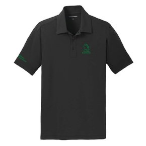 Port Authority Port Authority® Cotton Touch Performance Polo ( Black )